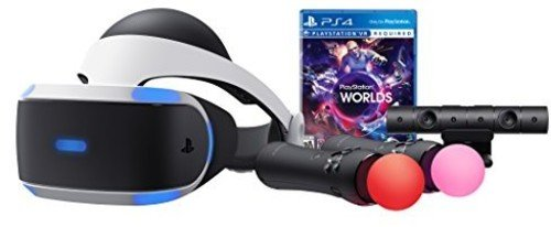PS4 PlayStation VR Worlds Bndl(Versione USA, importato)