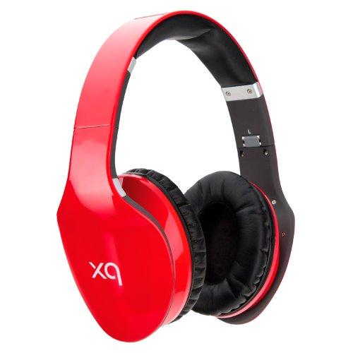 Xqisit LZ380 Bluetooth-Kopfhörer rot