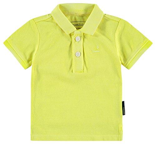 Noppies Noppies Baby-Jungen B Polo ss Miami Poloshirt, Grün (Fluor Green C283), 50