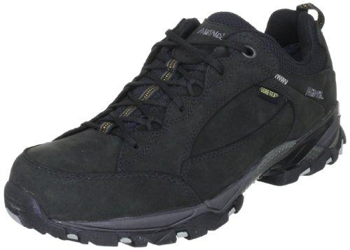 Meindl Toledo GTX 600044, Herren Sportschuhe - Outdoor, Schwarz (schwarz), EU 43 (UK 9)