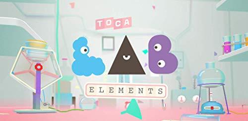 『Toca Lab』のトップ画像
