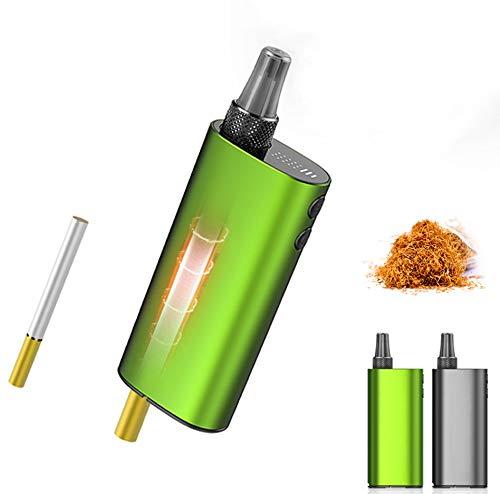 ヴェポライザー シャグ 巻きタバコ用 2020最新 最強 加熱式タバコ 互換機 どんなタバコでも加熱式で吸える煙管 タバコ代70%を節約 売れ筋 シャグ ヴェポライザー ハイブリッド キック感 強い シャグ ニコチン 重い 安い シャグ WEECKE Fe