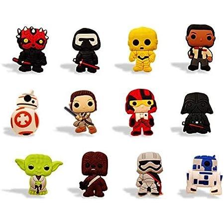 Star Wars magnets  Star Wars refrigerator magnets  Star Wars Gift  Star Wars printable  Star Wars minimalist  Star Wars travel