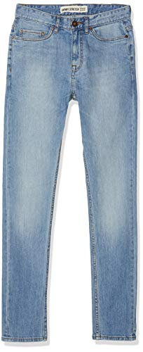 New Look St Malik Light Wash Jeans Skinny da Uomo, Blu (Bleu Clair), 76/81 EU (Taglia Produttore: 30/32 UK)