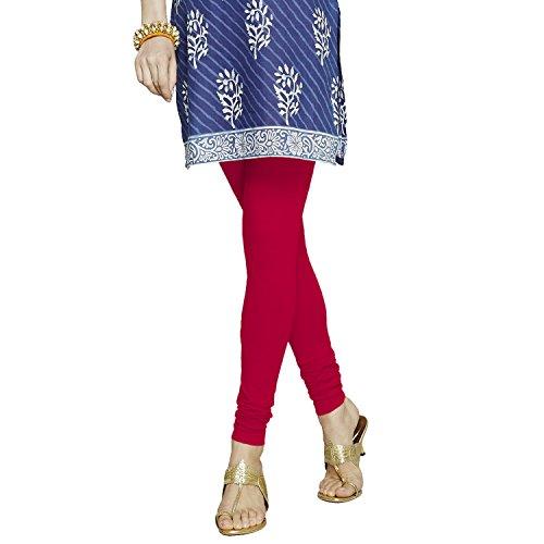 Go Colors Cherry Churidar Legging X-Large