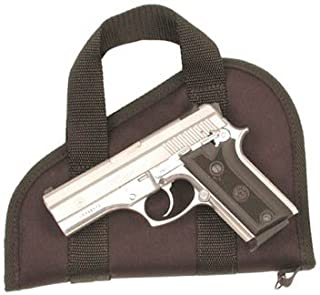 Bagmaster Handle Pistol Case for Auto's with 4