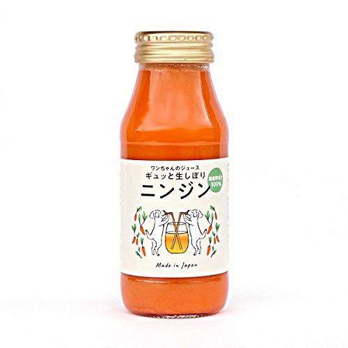 犬用 デザートジュース ニンジン 180ml