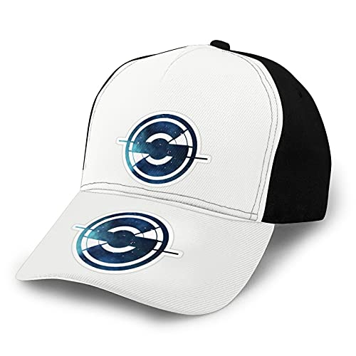 Starset Rock Sports Hat Unisex Impreso Ajustable Running Gorras para Dad-Leisure Deportes Negro