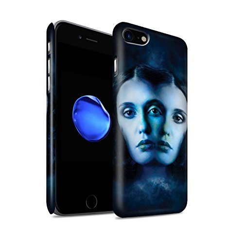 Stuff4 telefoonhoesje/Cover/Skin/IP-3DSWM / Zodiac Star Sign Collection Apple iPhone SE 2020 Tweelingen/Tweelingen