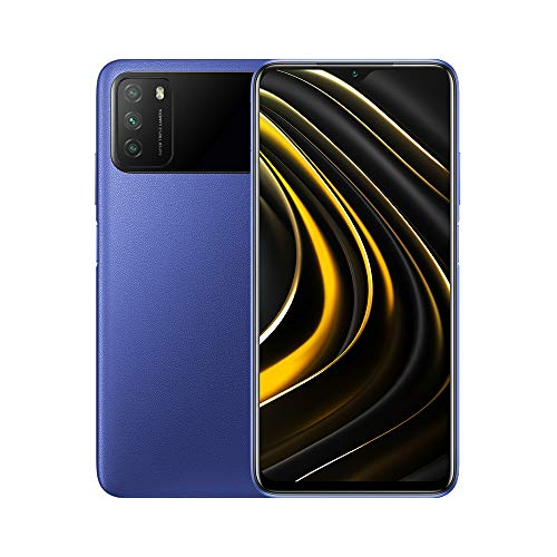Xiaomi Poco M3 4GB+128GB Versão Global (Blue)