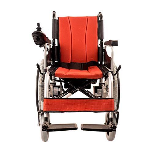 Strele Leicht-Elektro-Rollstuhl mit Mehreren Abschnitten Klettern doppelt starken Motor elektronischen Joystick Antidumping älteren Rollstuhl Klapp