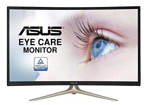 Asus VA327H Monitor Curvo da 31.5' FHD, 1920 x 1080