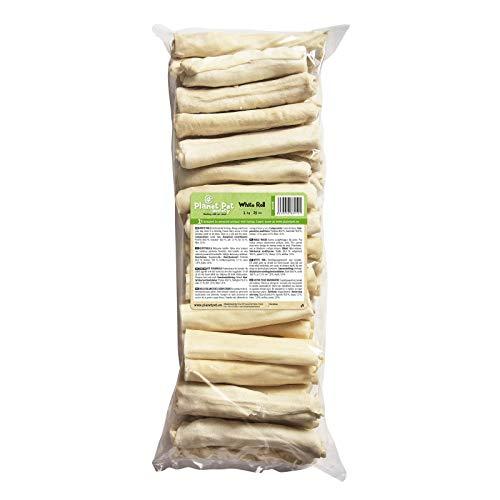 Planet Pet Snack rollito Blanco 1 kg