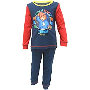 TDP Textiles Paddington Bear Coolest Bear Boys Pyjamas 4-5 Years