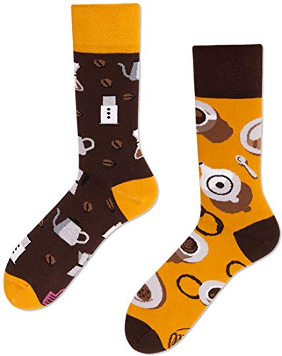 Many Mornings unisex Socken Coffee Lover - Kaffee (43-46 CF)