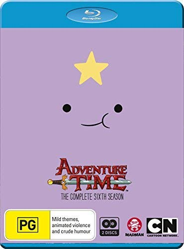 Adventure Time: OFFer The Complete Season Sixth Free shipping on posting reviews Blu-ray