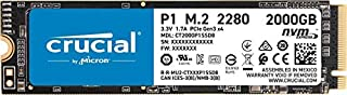 Crucial P1 2000GB 3D NAND NVMe PCIe M.2 Internal SSD (CT2000P1SSD8), 2TB (B07JFM524H) | Amazon price tracker / tracking, Amazon price history charts, Amazon price watches, Amazon price drop alerts