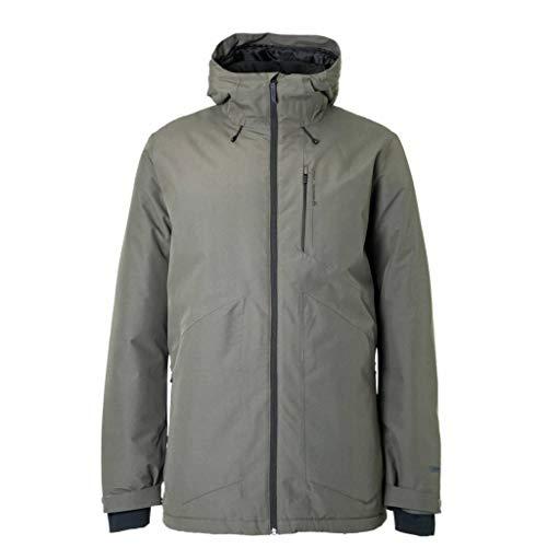 Brunotti Herren Outdoor und Skijacke Funktionsjacke Columbus Men Jacket 1821025001 (Olive, S)