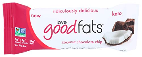 image of Love Good Fats Coconut Chocolate Chip
