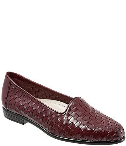 [トロッターズ] シューズ 25.0 cm パンプス Liz Woven Detailed Block Heel Loafers Black Cher レディース [並行輸入品]