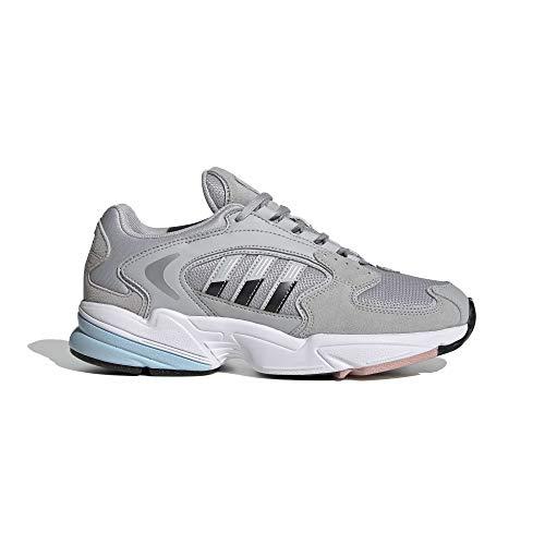 adidas Falcon 2000 W - Zapatillas deportivas para mujer, color gris, 36...
