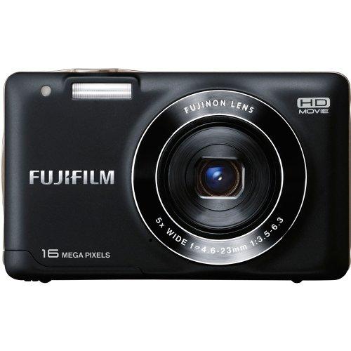 Fujifilm FinePix JX580 Digital Camera (Black)