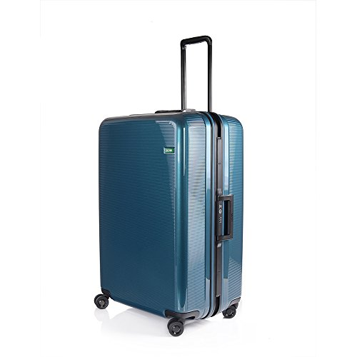 Lojel Horizon 28' Large Hardside Spinner Upright Luggage, Blue Sapphire