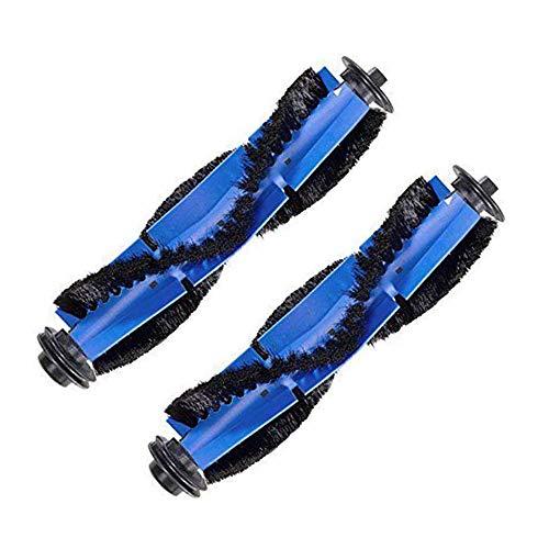 Amoy Reemplazo de Cepillo de balanceo Compatible Conga 1090 Robot Aspirador, 2 pzas
