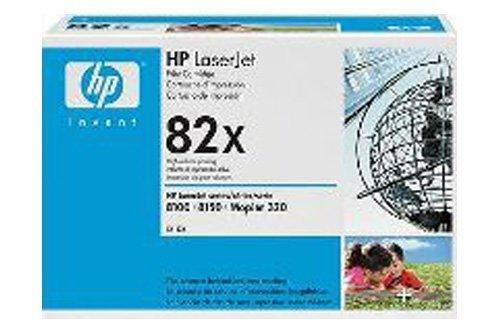 Toner original para HP Laserjet 8150DN HP 82X, 82x BK, 82x Black, no82X, no82X BK, no82X Black C4182X–PREMIUM de impresoras cartucho–Negro–20.000páginas