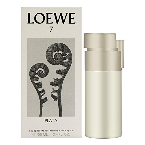 Loewe 7 Plata Vapo, 100 ml, Pack de 1