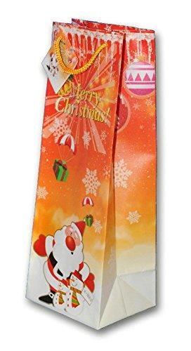 Sandy - Sac Noël gélifié pour Bouteille