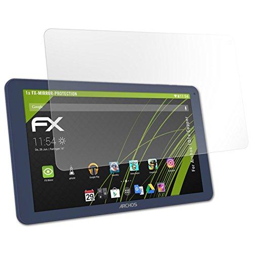 atFolix Bildschirmfolie kompatibel mit Archos 101c Copper Spiegelfolie, Spiegeleffekt FX Schutzfolie