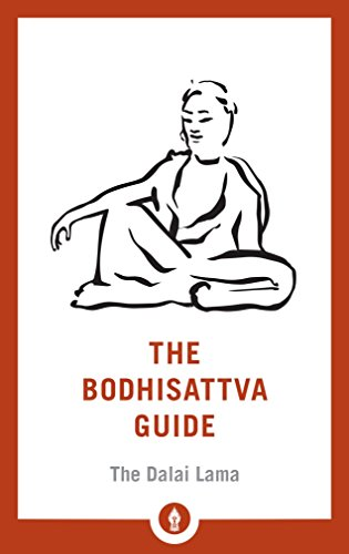 The Bodhisattva Guide: A Commentary on The Way of the Bodhisattva (Shambhala Pocket Library) -  Lama, H.H. the Dalai, Paperback