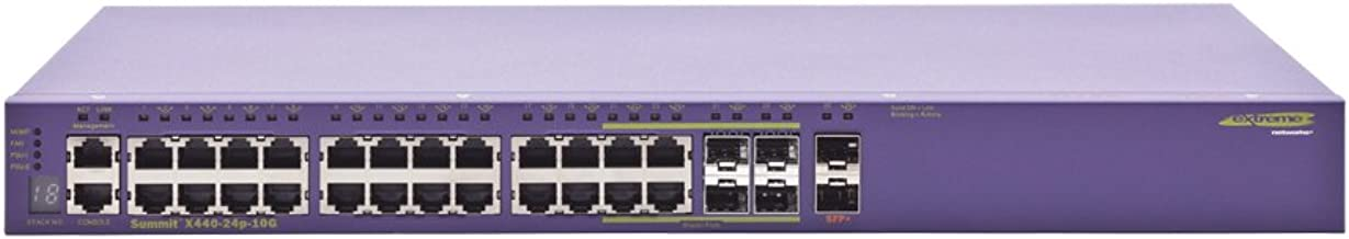 $1499 » EXTREME NETWORKS, INC Summit X440-24p-10G / 16508 /