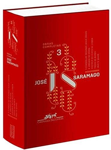 Jose Saramago. Obras Completas - Volume 3 (Em Portuguese do Brasil)