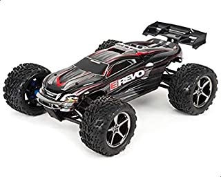 Traxxas E-Revo RTR 4WD Brushless Monster Truck (Black)-TRA56086-4-BLK
