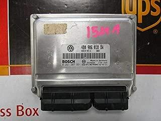 REUSED PARTS Fits VW Passat Engine ECM Electronic Control Module 4B0 906 018 DA 4B0906018DA