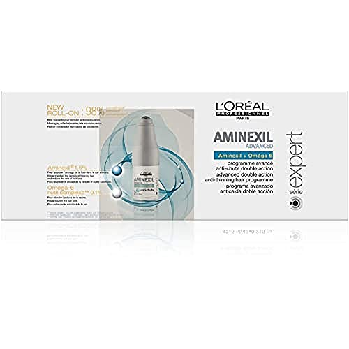 L'Oréal Tratamiento Caida Aminexil Advanced, 42x6ml