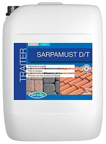 Sarpap T 9233 SARPAMUST D/T 20 L