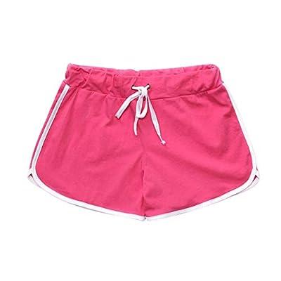 TENDYCOCO Pantalones Cortos Deportivos