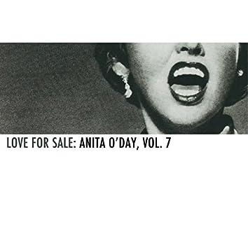 Love for Sale: Anita O'day, Vol. 7