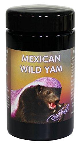 Robert Franz Mexican Wild Yam Wilde Yamswortel (150 capsules)