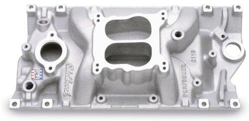 Edelbrock 2116 Performer Vortec Aluminum Intake Manifold