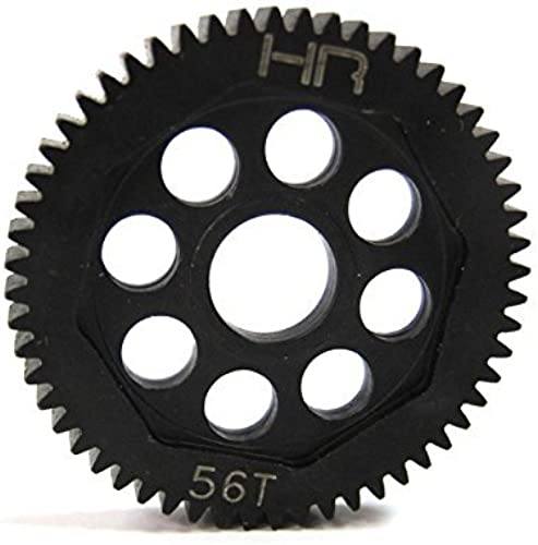 Hot Racing SOFE856 Steel 56T 48P Spur Gear - 1 14 Losi Vaterra by Hot Racing