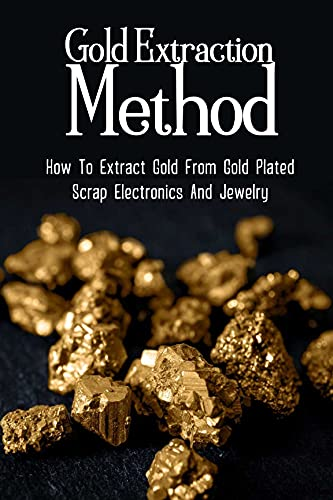 Gold Extraction Method: How To Extract Gold From Gold Plated Scrap Electronics And Jewelry: Seperate Gold From Zinc Powder (English Edition)