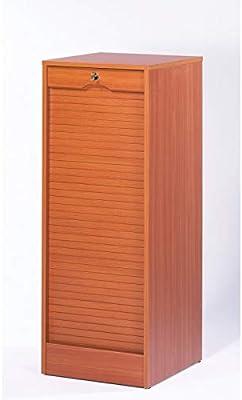 Simmob Armoires de Bureau, Panneaux de Particules de Bois mélaminé, 108