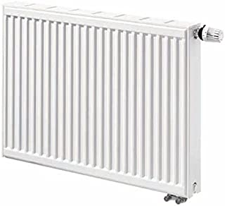 Radiador de agua caliente en acero: Compact All in–T22H: 600–L: 700_ 1212W