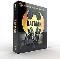 Batman [Édition Titans of Cult-SteelBook 4K Ultra HD + Blu-Ray + Goodies]