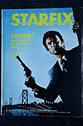 STARFIX 003 1983 COVER CLINT EASTWOOD L\'INSPECTEUR HARRY ROCKY SYLVESTER STALLONE RUSS MEYER ZOMBIE