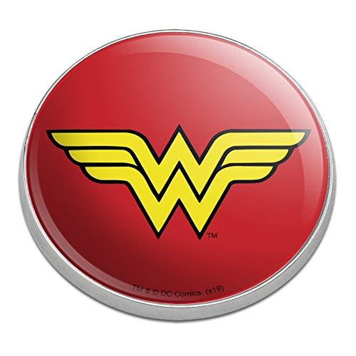 GRAPHICS & MORE Wonder Woman Classic Logo Golfing Premium Metal Golf Ball Marker